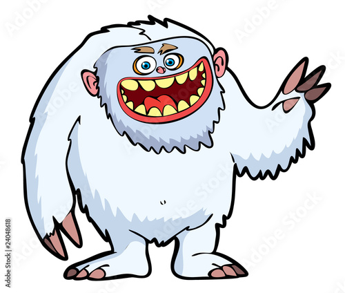 Photo Stands Sweet Monsters Yeti