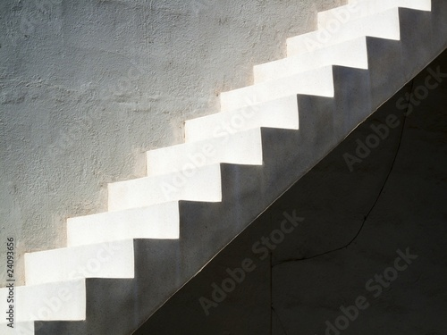 Photo Stands Stairs Outside stairs
