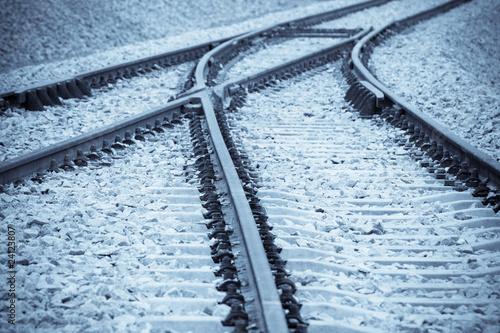 Valokuva  railway