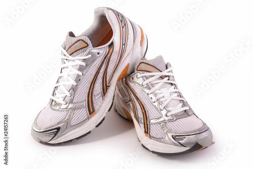 Fotografie, Obraz  Sportschuhe Joggingschuhe Schuhe