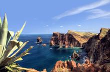 East  Coast Of Madeira Island – Ponta De Sao Lourenco