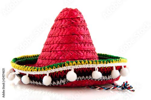 Fotografie, Obraz  Spanish sombrero