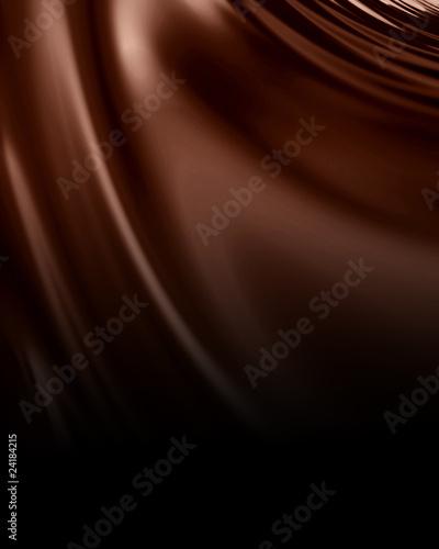 Photo sur Aluminium Confiserie chocolate