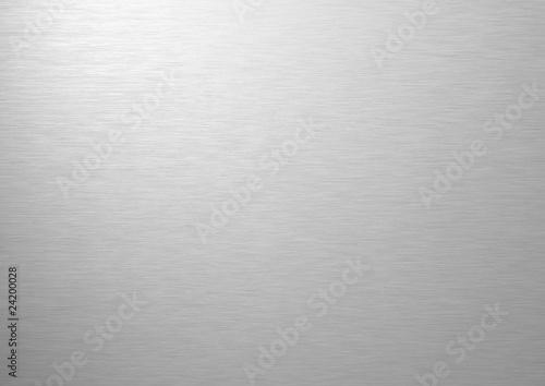 Fotografie, Obraz  Texture de métal brossé 1
