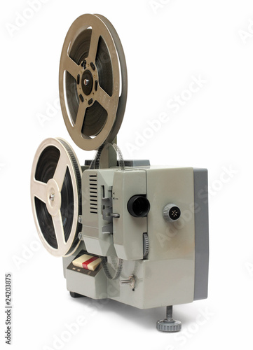 old 8mm projector - Buy this stock photo and explore similar