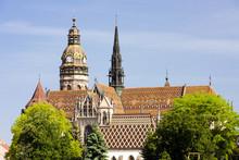Cathedral Of Saint Elizabeth, ...