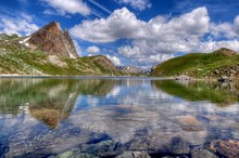 Lac Mercantour