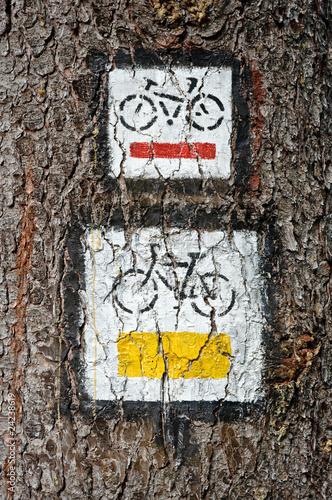 Na szlaku rowerowym