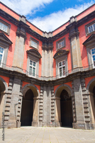 Fotografie, Obraz  Palazzo Reale di Capodimonte