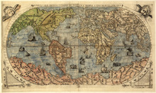 Map Of Ancient World