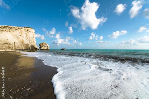 Foto op Canvas Cyprus Aphrodite's Birthplace