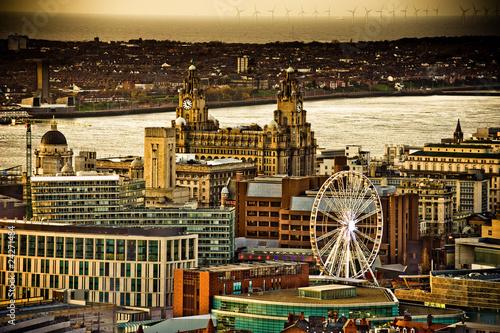 Stampe  Liverpool city