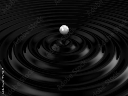 biala-kropla-nad-czarna-woda-3d