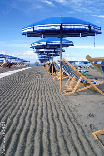 forte dei marmi, spiaggia