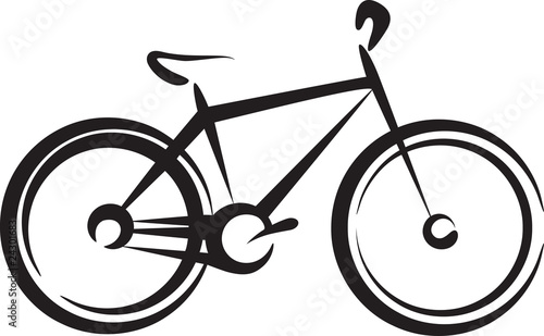 Obraz bike - fototapety do salonu
