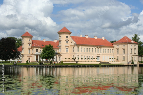 Fotografie, Obraz  Palace Rheinsberg in Germany