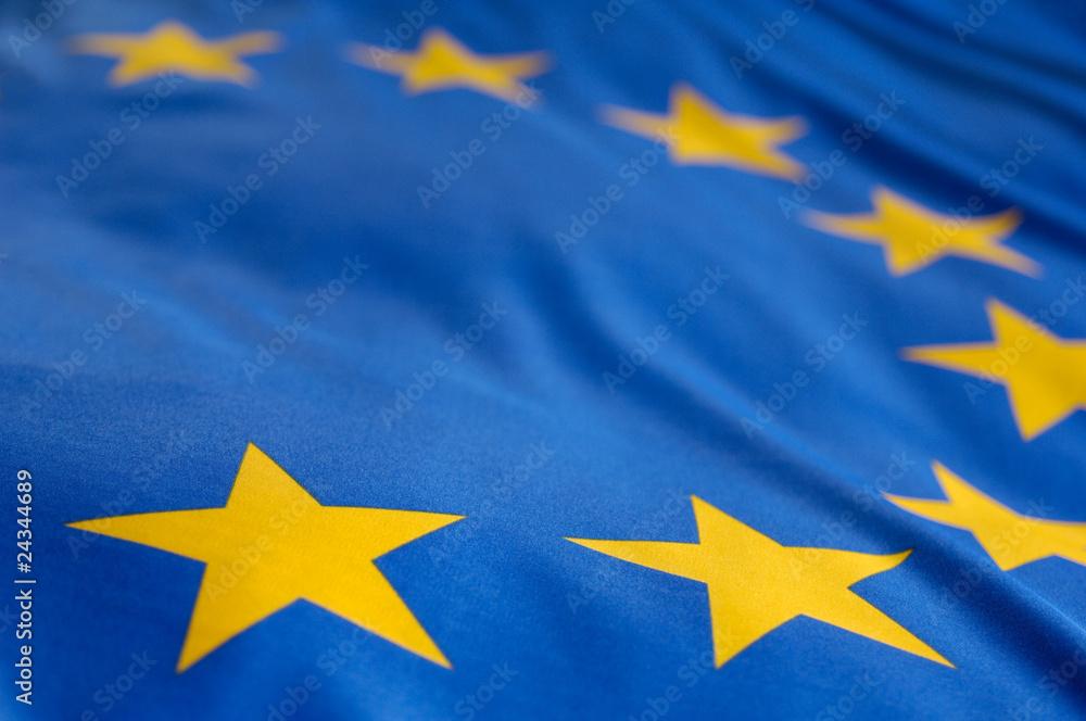 Fototapeta Europaflagge