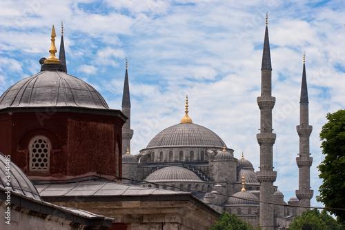 Photo  Blaue Moschee, Istanbul, Türkei