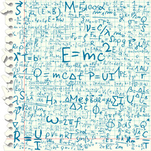 Squared Paper With Physical Fo...