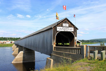 The Longest Covered Bridge In ...