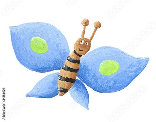 ladny-niebieski-motyl