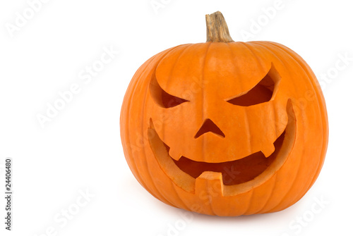 Freigestellter Halloween Kurbis Buy This Stock Photo And Explore