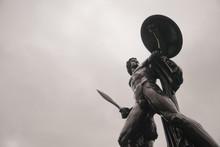 Wellington Monument, Hyde Park...