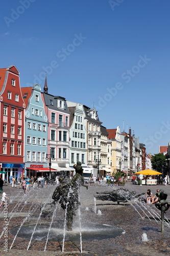 Fotografía  Rostocker Stadtleben