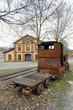 Locomotive d'usine à l'Alte Schmelz, St-Ingbert