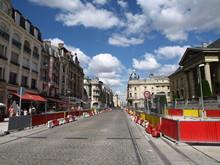 Travaux Reims