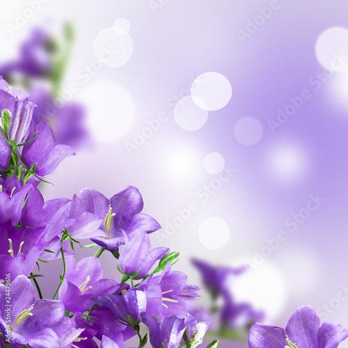 Abstrakt - Floral Leinwandbilder