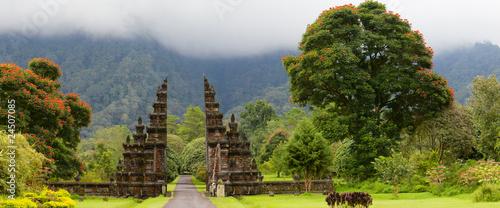 Foto op Plexiglas Indonesië Bali Temple