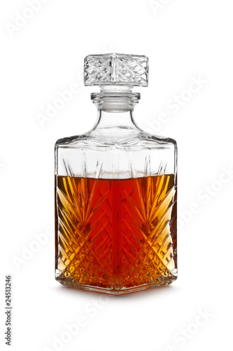 Photo Whiskey decanter