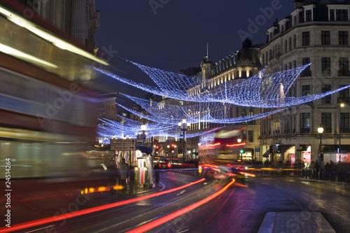 Photo  Regent Street Lights