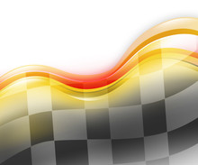 Speed Race Car Background
