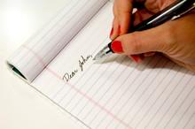 Dear John Note