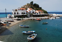 Greece - Samos - Kokkari