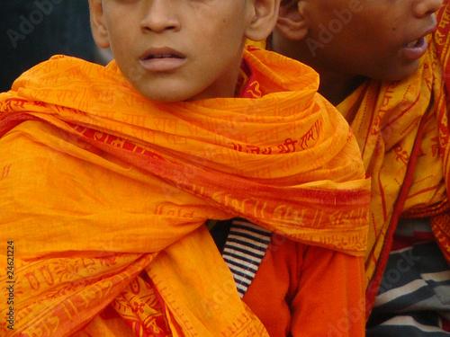 Photo Varanasi - Student priest 2
