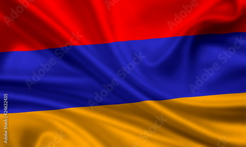 armenien flagge