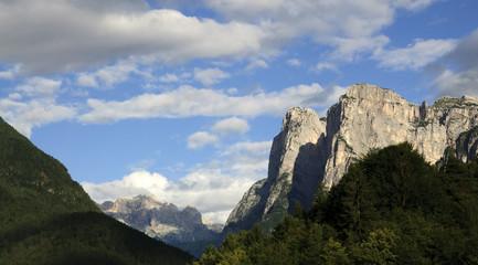 Dolomites: Pale di San Lucano