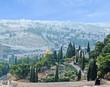 Mount of olives, Jerusalem