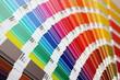 canvas print picture - Color guide: pantone colours