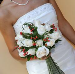 Naklejka Bouquet da spose