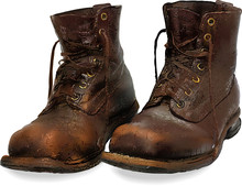 Vector Old Boots