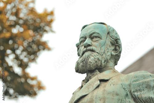 Valokuva  Denkmal von Alfred Krupp