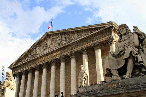 Valokuva  Assemblée Nationale - Paris