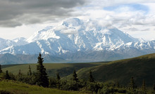 Denali's Mt McKinley From Kant...