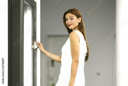 Obraz am Automat - fototapety do salonu