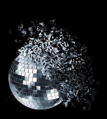 Fototapeta Disco Ball