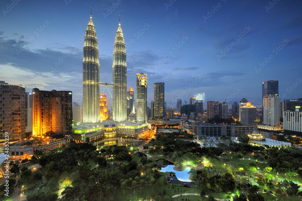 Fototapeta Kuala Lumpur